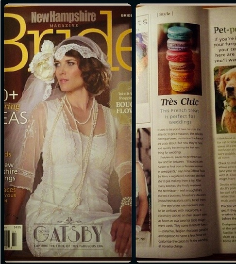 NH Magazine Bride